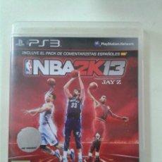 Videojuegos y Consolas: NBA 2K13. PS3. Lote 205724460