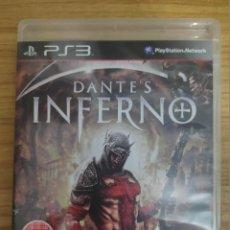 Videojuegos y Consolas: JUEGO PARA PS3 DANTE'S INFERNO (EN INGLÉS) PLAY STATION. Lote 205872437