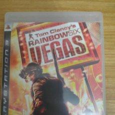 Videojuegos y Consolas: JUEGO PARA PS3 RAINBOW SIX VEGAS (EN INGLES) PLAY STATION 3. Lote 205872936