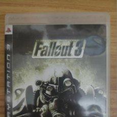 Videojuegos y Consolas: JUEGO PARA PS3 FALLOUT 3 (EN INGLÉS) PLAY STATION 3. Lote 205872992