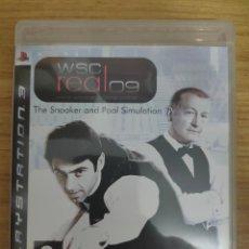Videojuegos y Consolas: JUEGO PARA PS3 WSC REAL 09 (EN INGLÉS) PLAY STATION 3. Lote 205873112