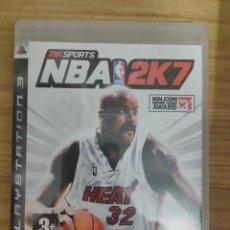 Videojuegos y Consolas: JUEGO PARA PS3 NBA 2K7 (EN INGLÉS) PLAY STATION 3. Lote 205873137