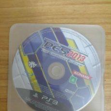 Videojuegos y Consolas: JUEGO PARA PS3 PES 2013 (EN INGLÉS) SIN ESTUCHE. Lote 205873143