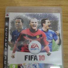 Videojuegos y Consolas: JUEGO PARA PS3 FIFA 10 (EN INGLÉS) PLAY STATION 3. Lote 205873150