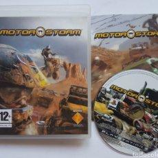 Videojuegos y Consolas: MOTORSTORM PS3 PLAYSTATION 3. Lote 206187991