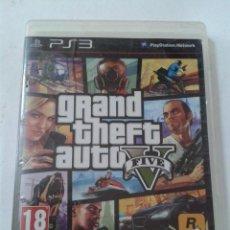Videojuegos y Consolas: GTA V. PS3. Lote 206216521