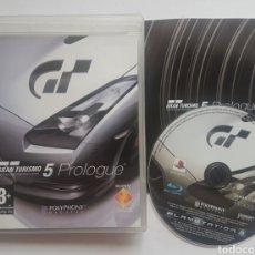 Videojuegos y Consolas: GRAN TURISMO 5 PROLOGUE PS3 PLAYSTATION 3. Lote 206280295