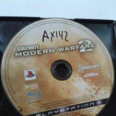 Videojuegos y Consolas: CALL OF DUTY: MODERN WARFARE 2. PS3. Lote 206282115