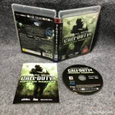 Videojuegos y Consolas: CALL OF DUTY 4 MODERN WARFARE SONY PLAYSTATION 3 PS3. Lote 206292748
