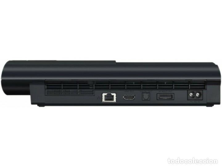 Videojuegos y Consolas: Sony Playstation 3 Super Slim 500GB Consola Sobremesa PS3 Negra Incluye Juegos - Foto 4 - 206374990