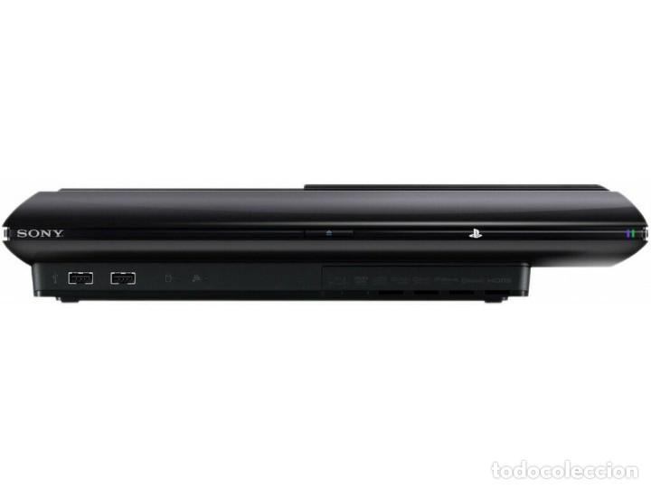 Videojuegos y Consolas: Sony Playstation 3 Super Slim 500GB Consola Sobremesa PS3 Negra Incluye Juegos - Foto 5 - 206374990