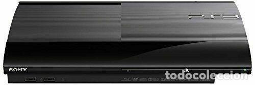 Videojuegos y Consolas: Sony Playstation 3 Super Slim 500GB Consola Sobremesa PS3 Negra Incluye Juegos - Foto 8 - 206374990