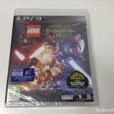 Videojuegos y Consolas: LEGO STAR WARS EL DESPERTAR DE LA FUERZA. Lote 206393401