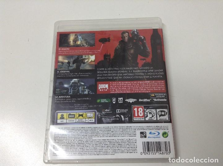 Videojuegos y Consolas: WOLFENSTEIN THE NEW ORDER - Foto 2 - 206393711