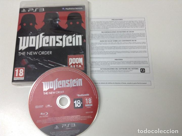 Videojuegos y Consolas: WOLFENSTEIN THE NEW ORDER - Foto 3 - 206393711