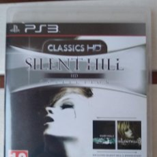 Videojuegos y Consolas: SILENT HILL HD COLLECTION PS3. Lote 206936057