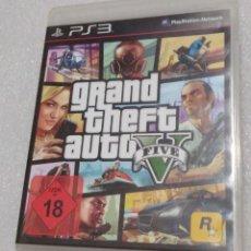 Videojuegos y Consolas: GRAND THEFT AUTO V. EDICIÓN ALEMANA. PS3. Lote 207655413