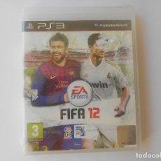 Videojuegos y Consolas: PS3 FIFA 12 PRECINTADO. Lote 208131278