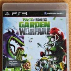 Videojuegos y Consolas: PS3 GARDEN WARFARE. Lote 208148625