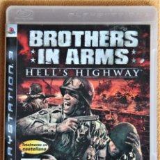 Videojuegos y Consolas: PS3 BROTHERS IN ARMS. Lote 208148976