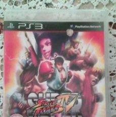 Videojuegos y Consolas: SUPER STREET FIGHTER IV. PLAYSTATION 3. Lote 208386841