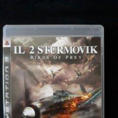 Videojuegos y Consolas: IL 2 STURMOVIK - BIRDS OF PREY - SONY PLAYSTATION 3 - PS3 - BLU-RAY - 505 GAMES. Lote 208710690