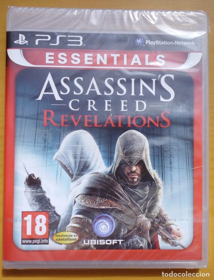 JUEGO PARA PS3 ASSASSINS CREED REVELATIONS NUEVO CON SU PRECINTO (Juguetes - Videojuegos y Consolas - Sony - PS3)