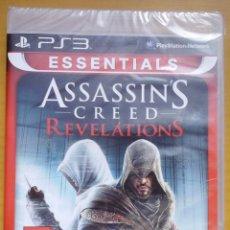 Videojuegos y Consolas: JUEGO PARA PS3 ASSASSINS CREED REVELATIONS NUEVO CON SU PRECINTO. Lote 208955667