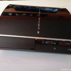 Videojuegos y Consolas: PLAYSTATION 3 FAT 60 GIGAS - RETROCOMPATIBLE MOD. CECHC04 - LUZ ROJA, PARA REPARAR. Lote 209710581