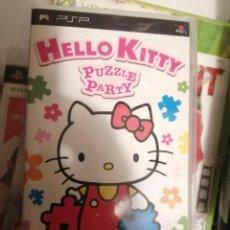 Videojuegos y Consolas: HELLO KITTY PUZZLE PARTY ESSENTIALS SONY PSP. Lote 209898053