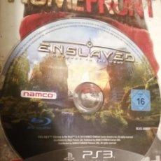 Videojuegos y Consolas: JUEGO PS3 ENSLAVED ODYSSEY TO THE WEST PS3. Lote 209898230