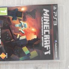Videojuegos y Consolas: MINECRAFT PS3 PLAYSTATION. Lote 210434663