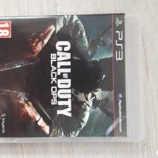 Videojuegos y Consolas: CALL OF DUTY BLACK OPS. PS3 PLAYSTATION. Lote 210434708