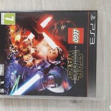 Videojuegos y Consolas: LEGO STARS WAR PS3 PLAYSTATION. Lote 210434773