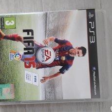 Videojuegos y Consolas: FIFA 15 PS3 PLAYSTATION. Lote 210435947
