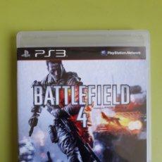Videojuegos y Consolas: BATTLEFIELD 4 PARA PLAYSTATION 3 PS3 JUEGO DE VIDEOCONSOLA. Lote 210456351