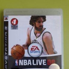 Videojuegos y Consolas: NBA LIVE 2008 08 JUEGO DE VIDEOCONSOLA DE PLAYSTATION PS3. Lote 210456521