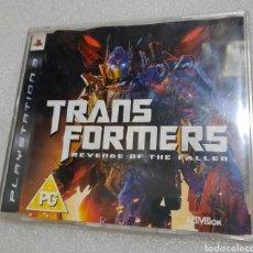 Videojuegos y Consolas: TRANSFORMERS. REVENGE OF THE FALLEN. MUESTRA PROMOCIONAL. Lote 210522006