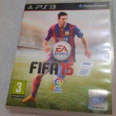 Videojuegos y Consolas: FIFA 15. PS3. Lote 210523302