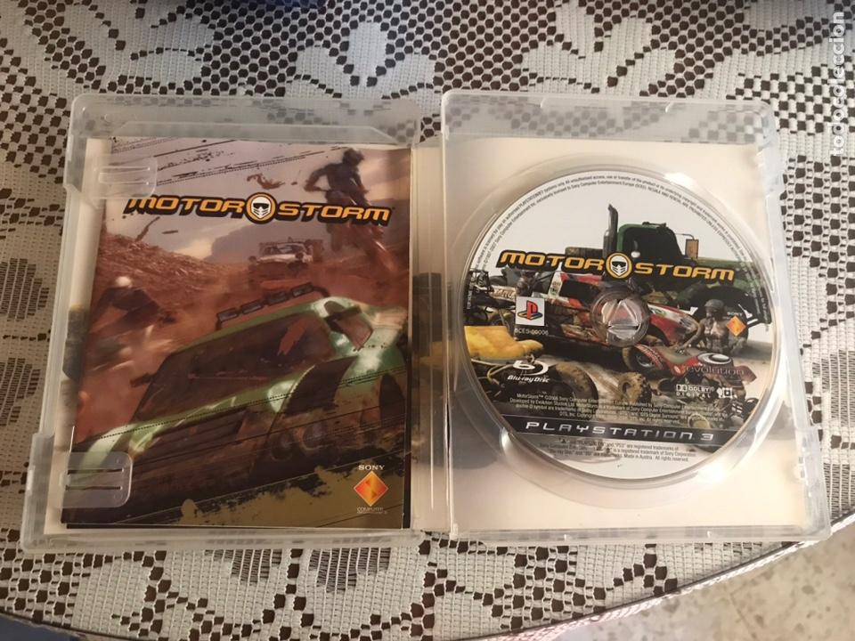Videojuegos y Consolas: Motorstorm juego PS3 completo - Foto 3 - 210525635