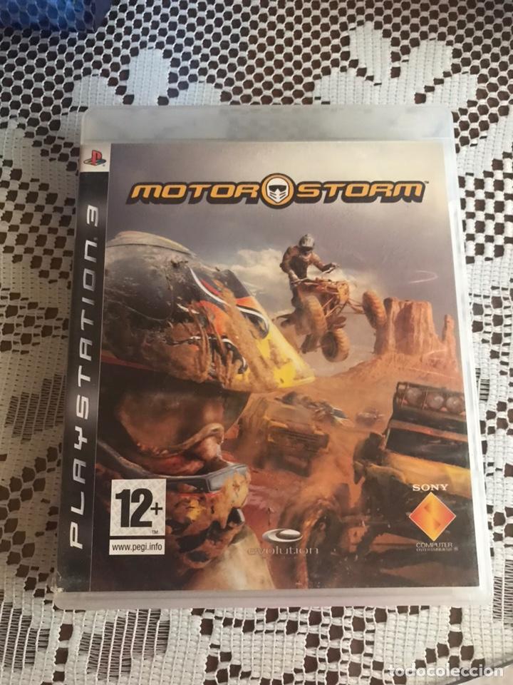 MOTORSTORM JUEGO PS3 COMPLETO (Juguetes - Videojuegos y Consolas - Sony - PS3)