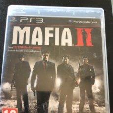 Videojuegos y Consolas: JUEGO PS3 MAFIA II. Lote 210555185