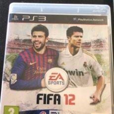Videojuegos y Consolas: JUEGO PS3 FIFA 2012. Lote 210556602