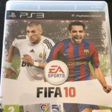 Videojuegos y Consolas: JUEGO PS3 FIFA 2010. Lote 210556810