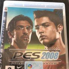 Videojuegos y Consolas: JUEGO PS3 PES2008. Lote 210557085