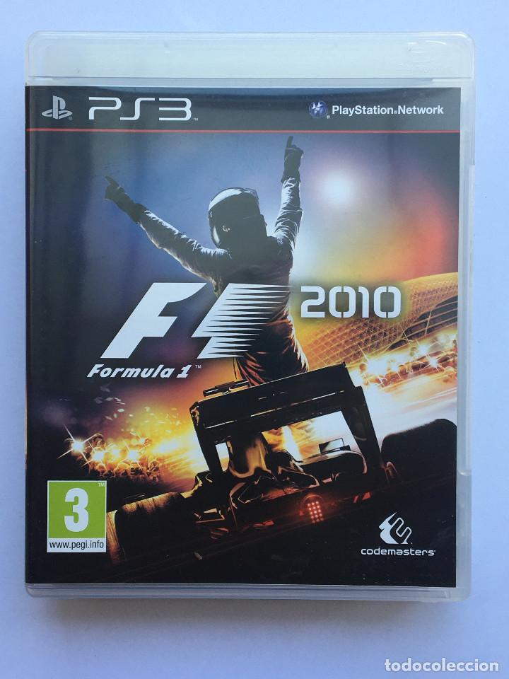 Videojuegos y Consolas: F1 CHAMPIONS EDITION + F1 2010 - Foto 2 - 210637348