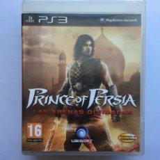 Videojuegos y Consolas: PRINCE OF PERSIA LAS ARENAS OLVIDADAS PS3. Lote 210638848