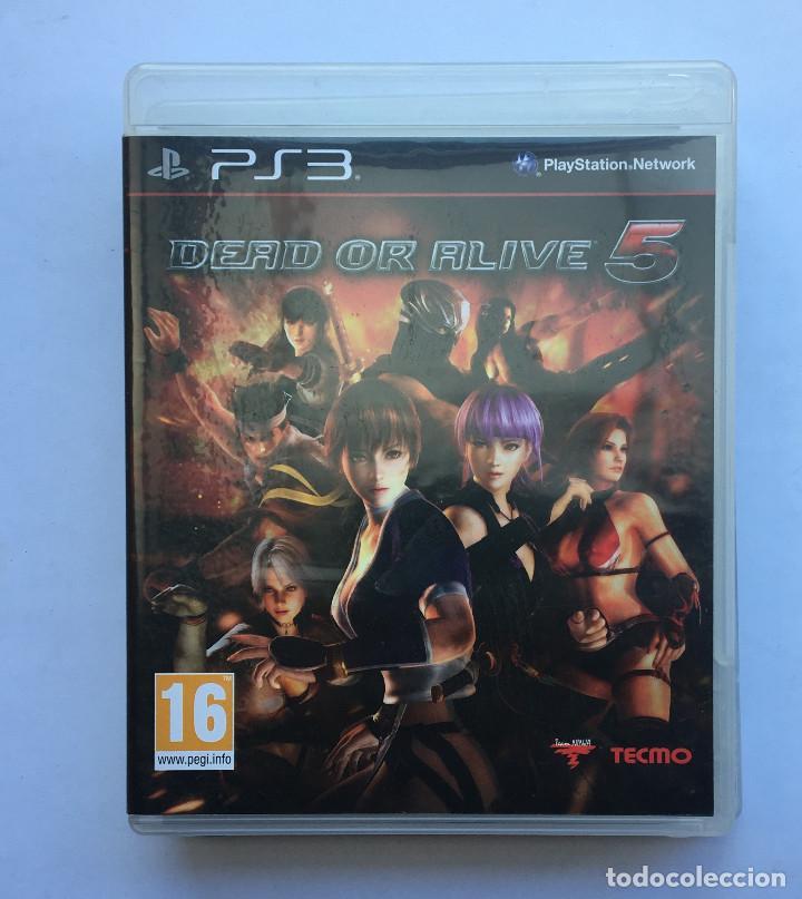 DEAD OR ALIVE 5 PS3 (Juguetes - Videojuegos y Consolas - Sony - PS3)