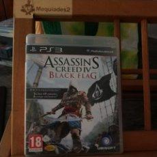 Videojuegos y Consolas: ASSASSIN'S CREED IV BLACK FLAG (COMPLETO). Lote 210736534