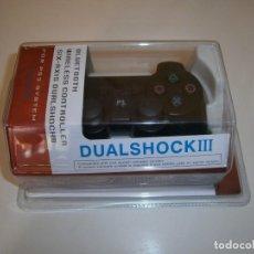 Videojuegos y Consolas: MANDO COMPATIBLE PARA PLAYSTATION 3 INALAMBRICO BLUETOOH WIRELESS CONTROLLER NUEVO PRECINTADO. Lote 210754504